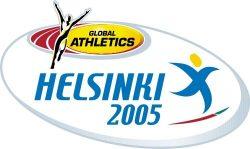 Логотип 10-го Чемпионата мира по лёгкой атлетике