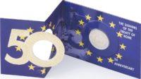 2 euro. Irland 2007. coincard