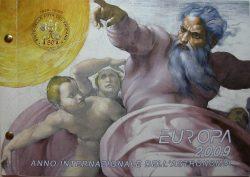 2 euro Vatican 2009 Numisbrief