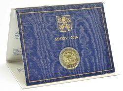 2 euro Vatican 2014