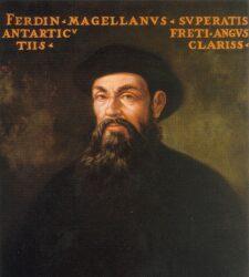 Портрет Фернана Магеллана работы неизвестного художника XVII века (Галерея Уффици, Флоренция)
