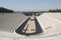 Стадион Панатинаикос в Афинах