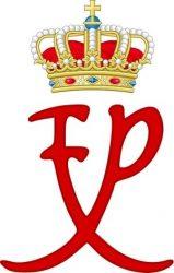 Личная монограмма короля бельгийцев Филиппа