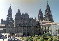Кафедральный собор Сантьяго-де-Компостела