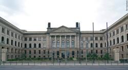 Здание Бундесрата на Лейпцигской улице в Берлине