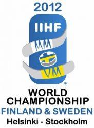 Логотип Чемпионата мира по хоккею 2012