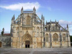 Монастырь Санта-Мария да Витория в Баталье