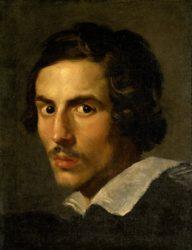 Джованни Лоренцо Бернини (автопортрет, ок.1623, Галерея Боргезе)