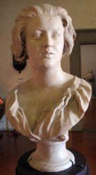 Бюст Констанцы Буонарелли — музы и любовницы Бернини (1637—1638, Национальный музей Барджелло, Флоренция)