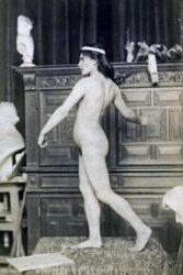 Эвелин Тома - человеческий образ Марианны с 2003 года