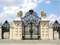 Главные ворота к Верхнему Бельведеру