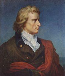 Портрет Фридриха фон Шиллера (Герхардт фон Кюгельген, 1808—1809, Дом Гёте, Франкфурт-на-Майне)