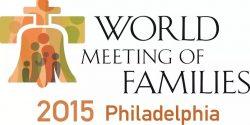 Логотип VIII Всемирной встречи семей
