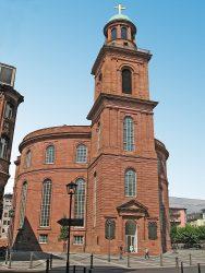 Церковь святого Павла во Франкфурте-на-Майне