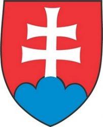 Герб Чехословакии с 1990 г. и современной Словакии с 1992 года.