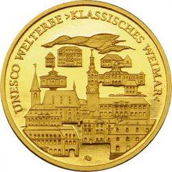 100 евро, Германия (Веймар)