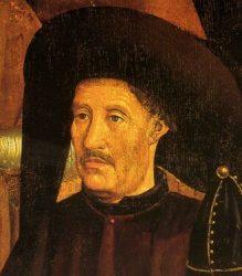 Генрих Мореплаватель (рисунок XV века)
