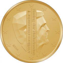 50 евроцентов Нидерландов (тип 2)