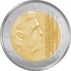2 евро, Нидерланды (тип 2)