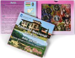 Spain 2015 euroset BU Rioja