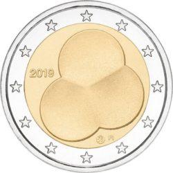 2 евро, Финляндия (Конституция Финляндии 1919 года)