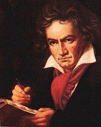 Людвиг Бетховен (Д. Штилер, 1819. Художественно-исторический архив, Берлин)