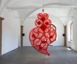 «Красное независимое сердце» Джоанны Васконселос