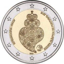 2 евро, Португалия (Сборная Португалии на Летних Олимпийских играх 2016 в Рио-де-Жанейро)