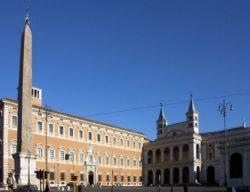 Латеранский дворец в Риме