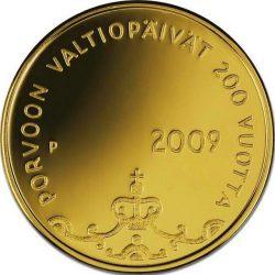 100 евро, Финляндия (200 лет автономии Финляндии)