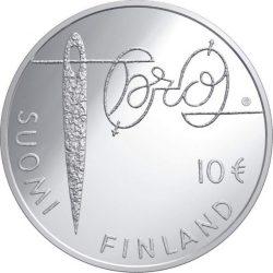 10 евро, Финляндия (Минна Кант и равноправие)