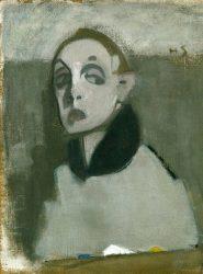 Helene Schjerfbeck, Self Portrait 1937