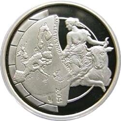 10 евро, Бельгия (Расширение ЕС)