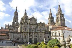 Кафедральный собор Св. Якова в Сантьяго-де-Компостелла