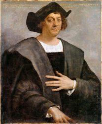 Христофор Колумб (Себастьяно дель Пьомбо, 1529–1530)