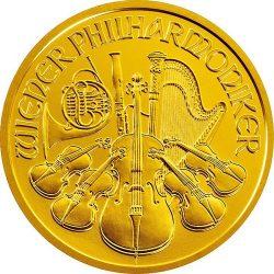 25 евро, Австрия (Венский филармонический оркестр)