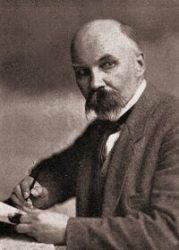 Российский и латвийский художник и график Рихардс Зариньш (1869-1939)