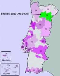 Винодельческие районы Португалии