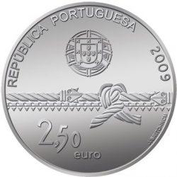 2,5 евро, Португалия (Башня Белен)