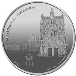 2,5 евро, Португалия (Монастырь иеронимитов Жеронимуш)
