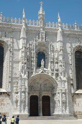 Южные ворота монастыря