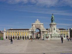 2,5 евро, Португалия (Площадь Терейру ду Пасу)