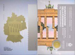 Обложка буклета памятной монеты