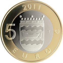 5 евро, Финляндия (Уусимаа)