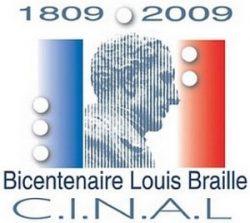 Логотип Международного комитета ознаменования двухсотлетия с рождения Луи Брайля