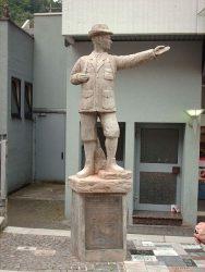 Памятник Ричарду Ширманну в Алтене