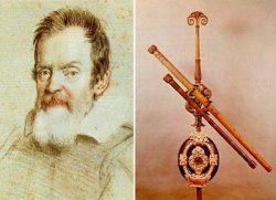Галилео Галилей и его телескопы