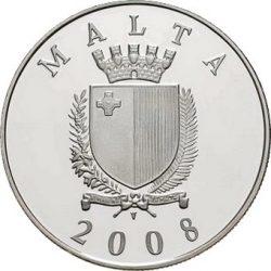 10 евро, Мальта (Оберж-де-Кастий)